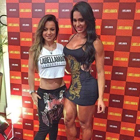 Social*RK, todas as redes sociais de Gracyanne Barbosa em um só lugar!