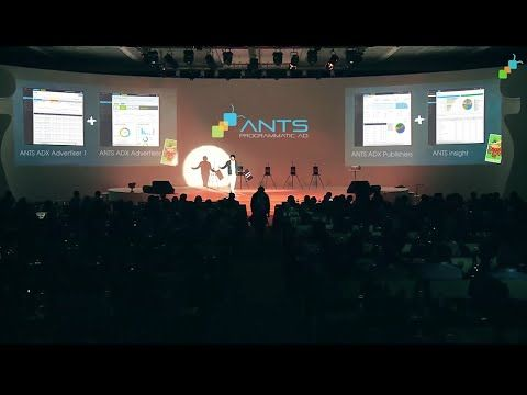 """ANTS.VN - Asia Pacific Media Forum 2016 - ANTS AdTech Expo - """"GAME ON"""""""