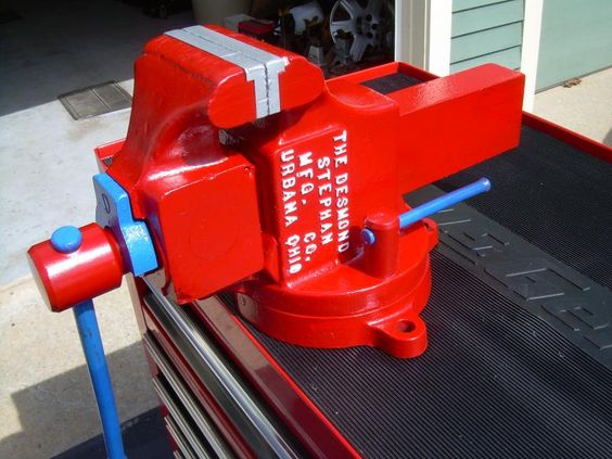Bench Grinder And Drill Press Stands
