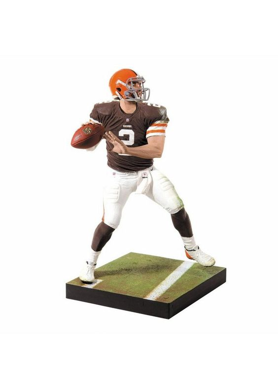 NFL Series 3 Johnny Manziel Action Figure