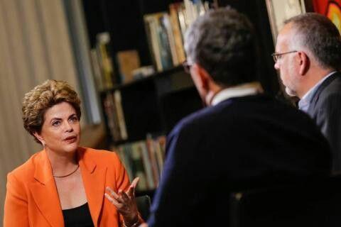 As cartas de Dilma: negociar um plesbicito e forçar julgamento durante Jogos Olímpicos
