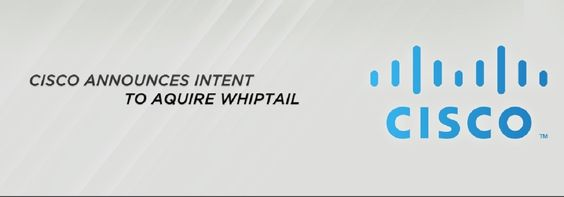 Cisco buys Whiptail to enter into data storage market -/