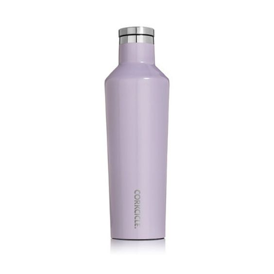 Corkcicle Canteen Gloss Peri Peri 16oz | Keeps drinks cold for 25 hours and hot for 12! beautiful colour and wide mouth to insert ice cubes. #corkcicle #canteen #bottle #summer