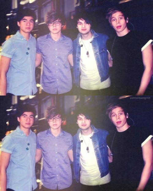 Michael And Calum