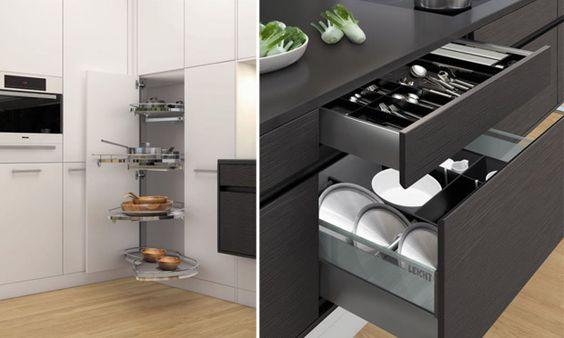 Cozinhas inteligentes e modernas - Casa - MdeMulher - Ed. Abril