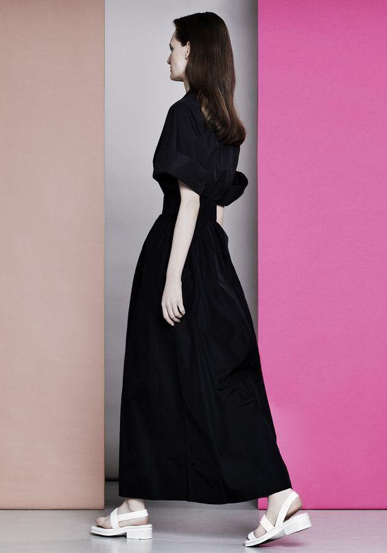 visual optimism; fashion editorials, shows, campaigns & more!: carolina sjostrand by léa nielsen for n-degrees magazine april 2014