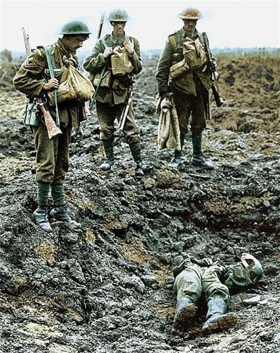 What was the most popular form of writing for soldiers in ww1?