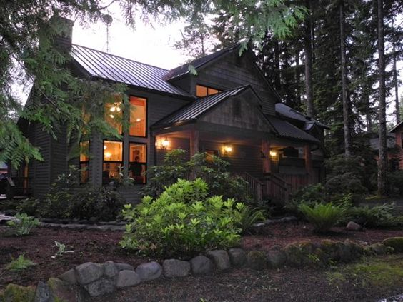 Rustic Feel Oregon And Vacation Rentals On Pinterest
