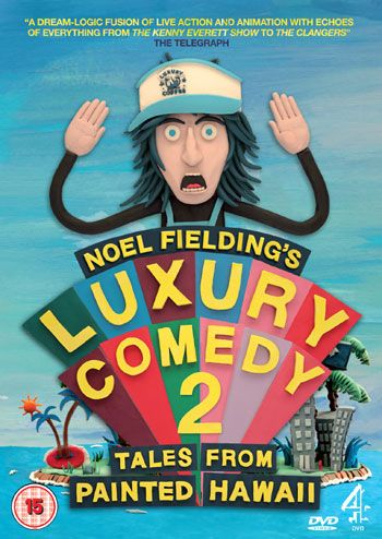 David - Noel Fielding's Luxury Comedy 2: Tales From Painted Hawaii - buy on DVD. Free Delivery on all UK orders £14 free delivery
