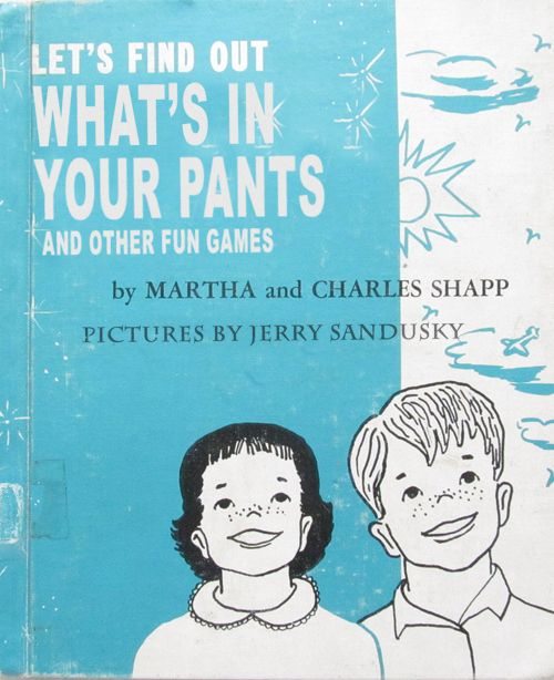 Really bad titles for kid's books! Did your read any of these classics in school? Funny, these horrible WTF's should not be!: