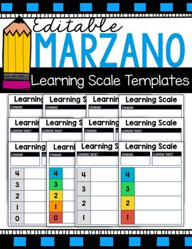Marzano learning and target on pinterest for Marzano vocabulary template