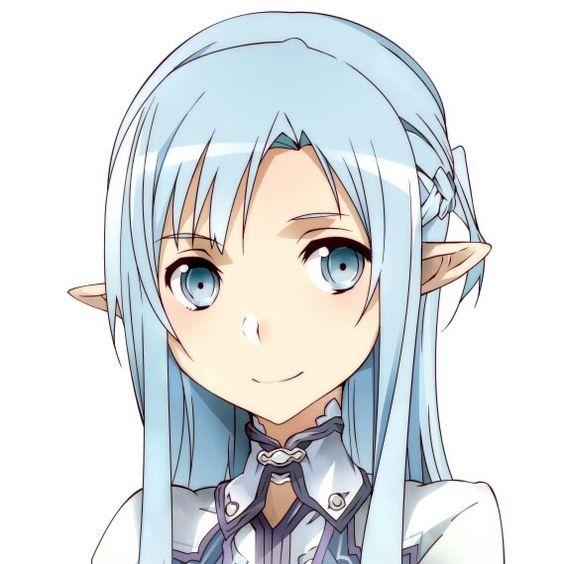 Sword Art Online, Asuna (undine), by 夜桐