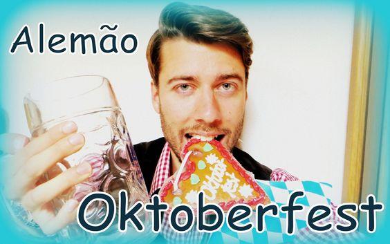 Aula de alemão #10   Alemão para a OKTOBERFEST + Eu cantando