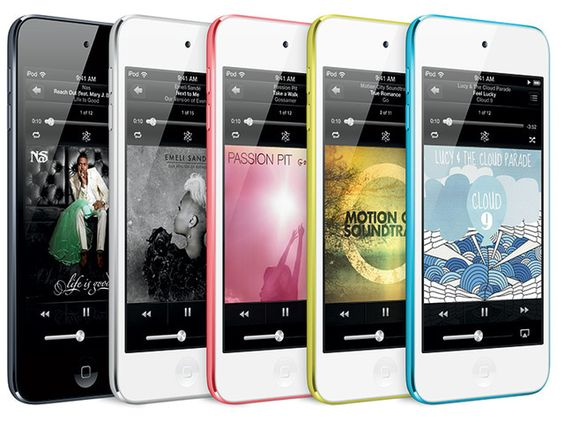 iPod touch On the Fritz? Here's What to Do: 5th Generation iPod touch