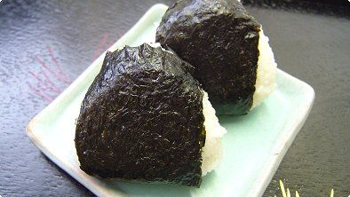 Tuna & Mayonnaise Rice Ball Yummy easy food to make at home. Almost always have all ingredients on hand.
