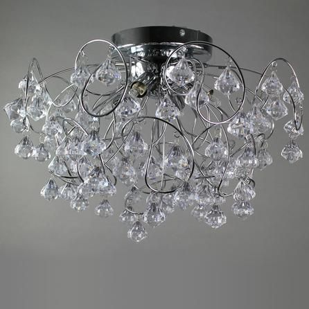 Layla Droplet Four Light Fitting Dunelm Mill 163 55 No