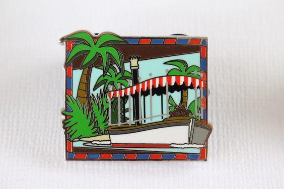 Magic Kingdom Postcard - Jungle Cruise