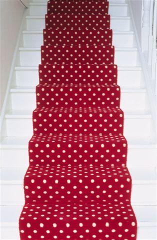 Lyles Flooring Belfast Polka Dot Carpet Stripes Polka