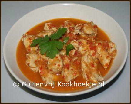 Kip of kalkoen curry | Het Glutenvrije Kookhoekje