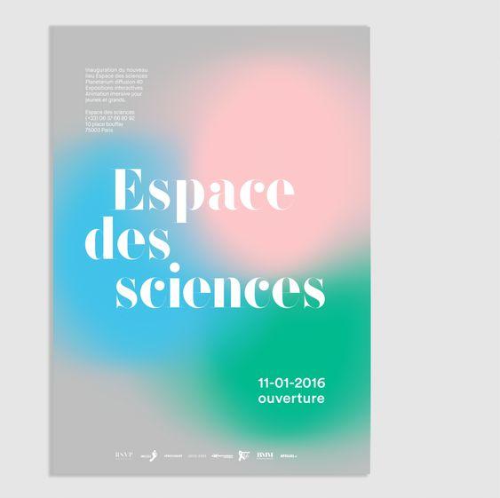 Espace des Sciences on Behance