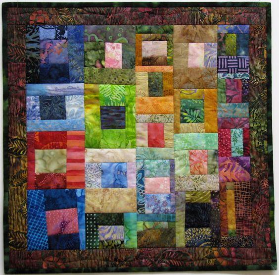 Cobblestones 6 by Exuberant Color