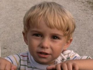 Cute Gage in pet sematary 80's and 90's Pinterest