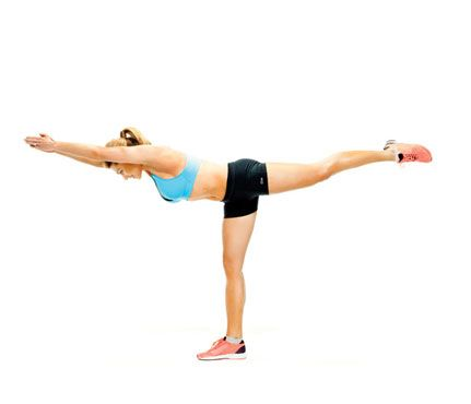 Five Moves to a Firm Butt: work your butt, legs, shoulders, back, and abs with the Get-Lean Lift #SelfMagazine