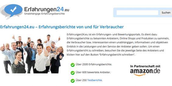 #Startup vorgestellt: Erfahrungen24 - Das Erfahrungen- und Bewertungsportal