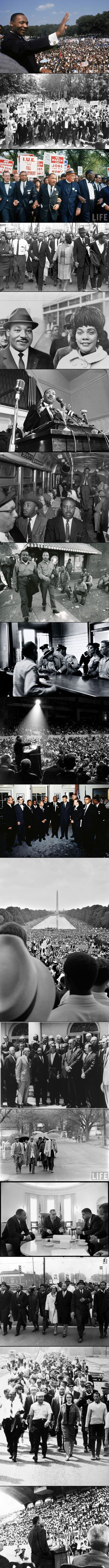 Dr. Martin Luther King Jr accomplished more in 39 years of life than any man could wish to accomplish in 100 lifetimes. He was born January 15, 1929 into a life of Southern segration but would eventually be thrust into a unique position where he would become a national icon in the history of American progressivism.