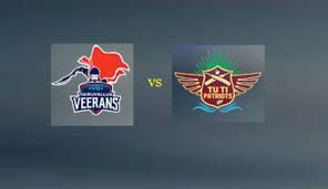 VB Thiruvallur Veerans v TUTI Patriots 17th Match Prediction | September 7, 2016. VBTV vs TP Today Match Prediction, Preview & News Updates