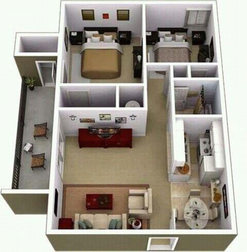 Pin Oleh Na Lisna Di Design Denah Desain Rumah Desain Rumah Denah Rumah