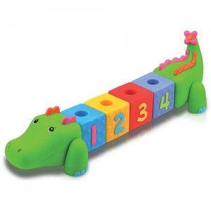 Crocobloco cores e números