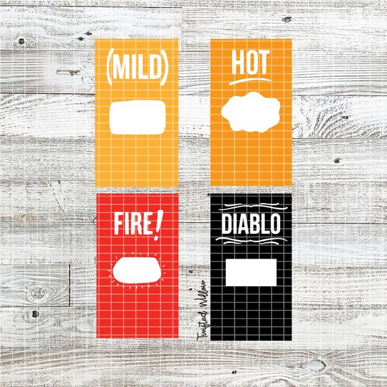 4 Pack Bundle Hot Sauce Svg Without Sayings Taco Svg Dxf Pdf Etsy Taco Bell Sauce Packets Taco Bell Sauce Hot Sauce Costume