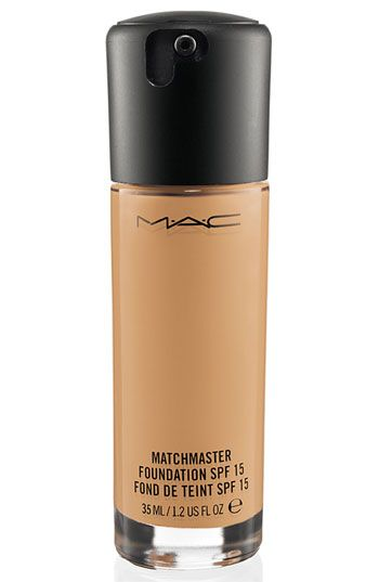 M·A·C 'Matchmaster' Foundation SPF 15 available at #Nordstrom