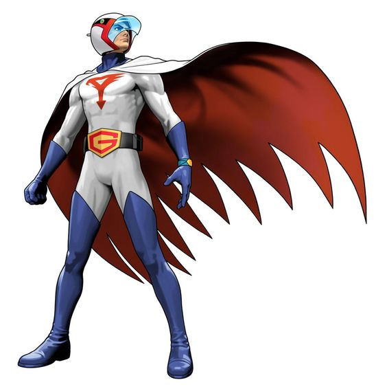 Battle of The Planets/G-Force's Eagle Ken