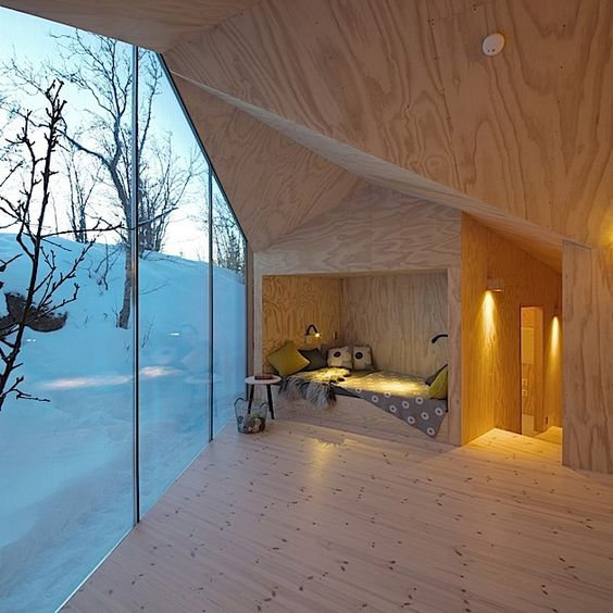 Architektur: Ein Holzhaus in Norwegen | KlonBlog