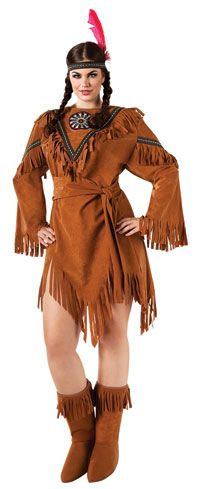 native american plus size costume indian costumes | costume party