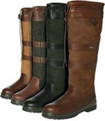 Dubarry of Ireland boots -- a must have