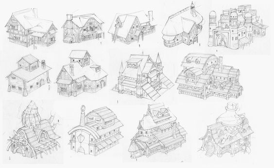 Sketch Practice, Wonwoo Cho on ArtStation at https://www.artstation.com/artwork/LaKm5