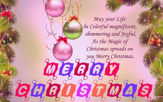 Merry Christmas quotes and cards to share on facebook,whatsapp ...