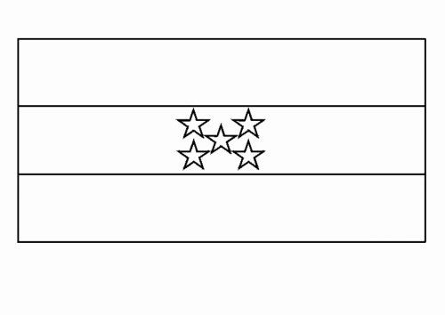 Panama Flag Coloring Page Best Of Free Panama Flag Coloring Page Download Free Clip Art Flag Coloring Pages Panama Flag Coloring Pages