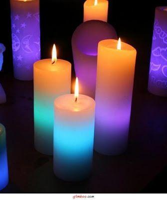 Vontade e Pensamento - O que as velas falam de você.