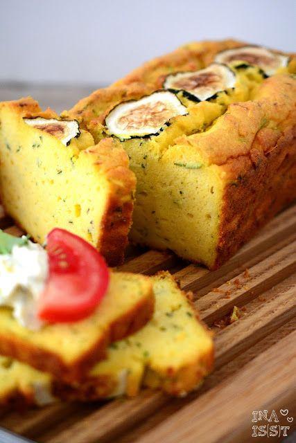 Ina Is(s)t: Backen im Sommer: Zucchini-Maisbrot