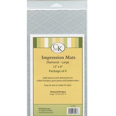 Diamond Quilted Impression Mats Set of 4 Large by Ck Products, http://www.amazon.com/dp/B0053XKWZ2/ref=cm_sw_r_pi_dp_TRIRrb0HD8DFJ