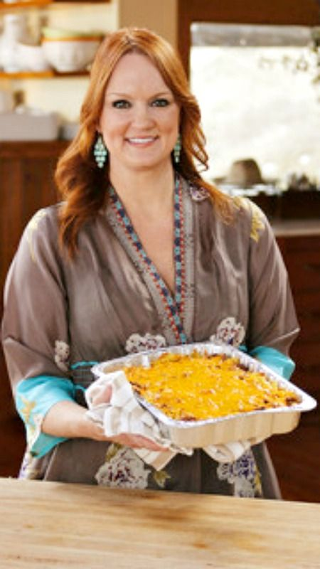 Pioneer Woman's Freezer Recipes-I made the Sour Cream Noodle Bake and we ate it right away instead of freezing.  My family LOVED IT!!!