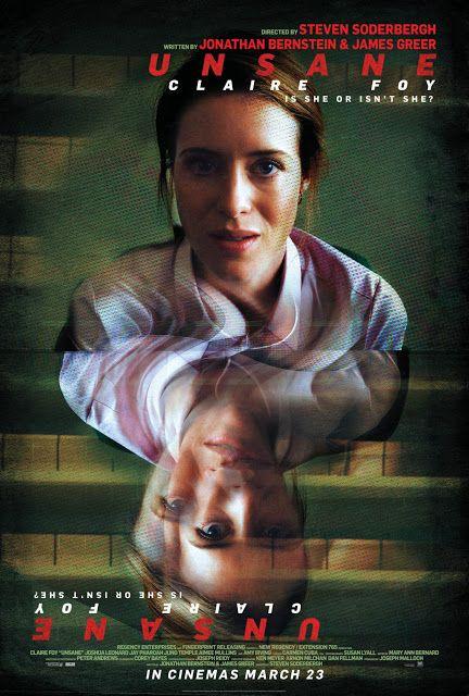 Unsane Perturbada 2018 Sinopsis Trailer Imágenes Thriller Psicológico Películas De Suspenso Películas Completas Peliculas