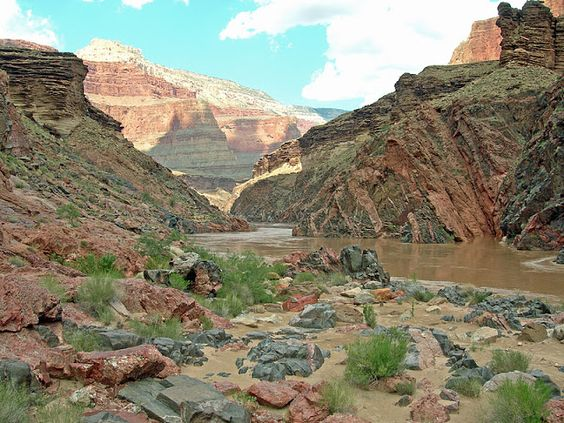 Written In Stone...seen through my lens: The Great Unconformity of the Grand Canyon and the Late Proterozoic-Cambrian Time Interval: Part I - Defining It