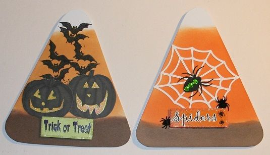 HALLOWEEN CARDS - Scrapbook.com