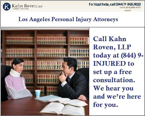 Personal Injury Lawyers Are Experienced In The Law Insurance