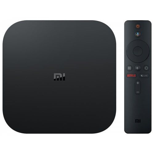 Xiaomi Mi Box S With 4k Hdr Android Tv Streaming Media Player Google Assistant Remote Official International Version Android Tv Chromecast Xiaomi